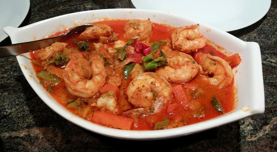 thai shrimp curry 10 minute thai shrimp curry chu chee shrimp curry 10 ...